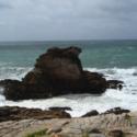 Reisen går til St. Malô og tidevannet