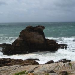 Resin går til St Malo og tidevannet